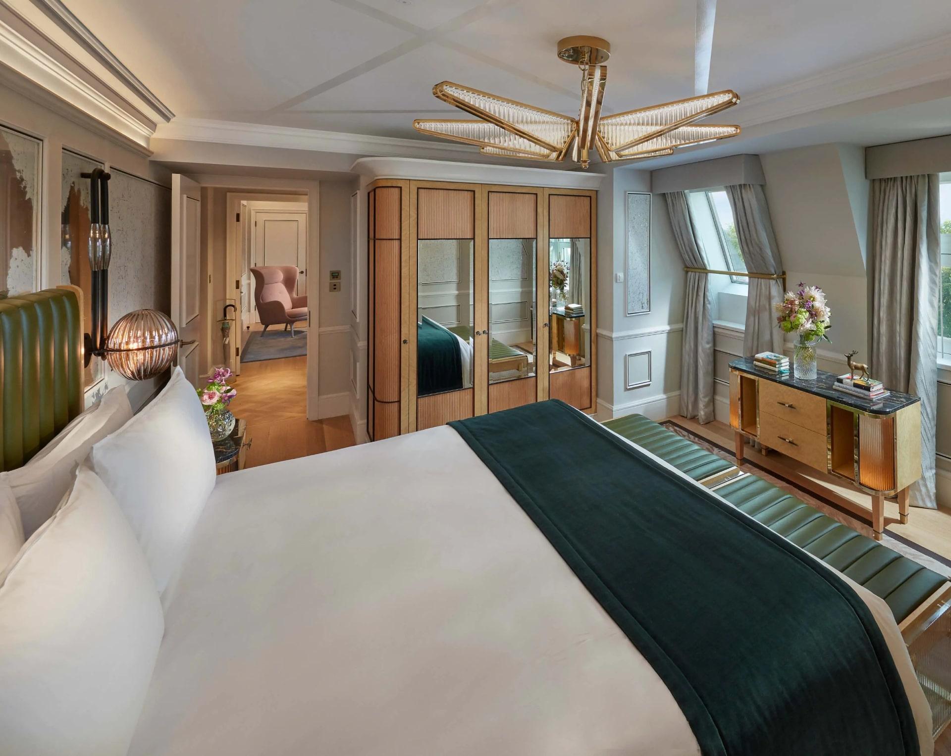 Suite Executive Bedroom London